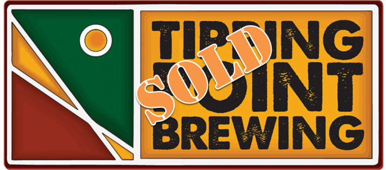 SOLD – Tipping Point Brewery