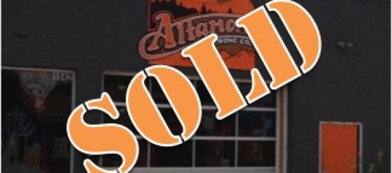 Sold – Altamont Brewery