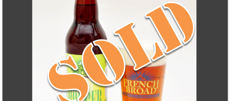 Sold – French Broad Brewery