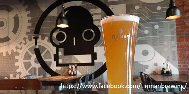 tin man brewing company evansville in sold to neace ventrues craft brewery for sale