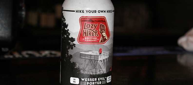 Featured Brewery Lazy Hiker Franklin NC